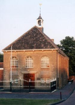 1. Protestantse Kerk, Moerdijk