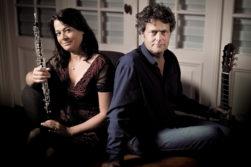 Duo Pauline Oostenrijk & Enno Voorhorst