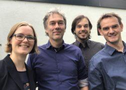 Vervolg Vocaal Kwartet Petit Four