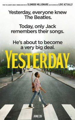 Yesterday (Uitverkocht)