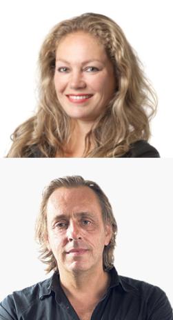 Lezing: Eva Hoeke en Marcel van Roosmalen