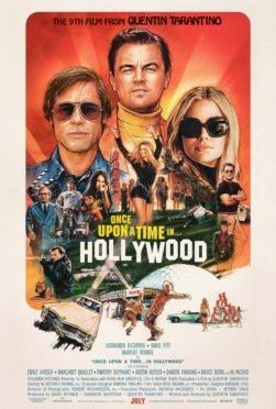 ! Afgelast: Once upon a Time …in Hollywood