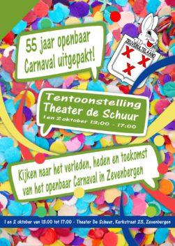 Carnaval van toen en nu