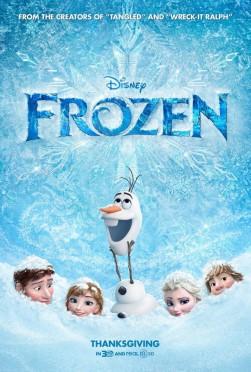 Extra kindervoorstelling; Frozen!
