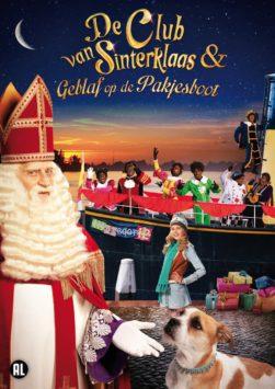 Sinterklaasfilm: Geblaf op de pakjesboot