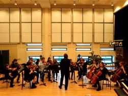 """Uitvoering Instituut Hellendaal en het """"Concerto Grosso Ensemble"""""""