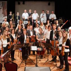 Nieuwjaarsconcert Symfonisch RuimteOrkest