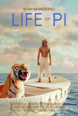 Openluchtvoorstelling: Life of Pi