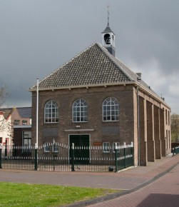 01. Protestantse kerk Moerdijk Dorp 2015