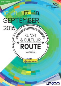 Deelnemers Kunst & Cultuur Route 2016