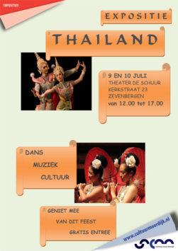 Landenexpositie Thailand