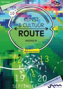 Deelnemers Kunst & Cultuur Route 2015