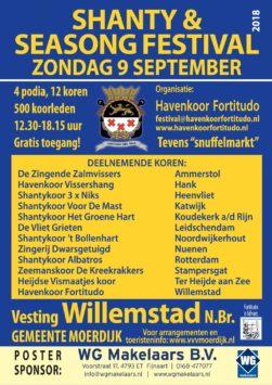 Shanty & Seasong Festival Willemstad