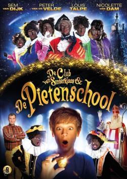 Sinterklaasvoorstelling: De Club van Sinterklaas; De Pietenschool