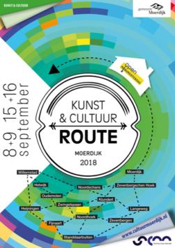 Kunst & Cultuur Route 2018-2