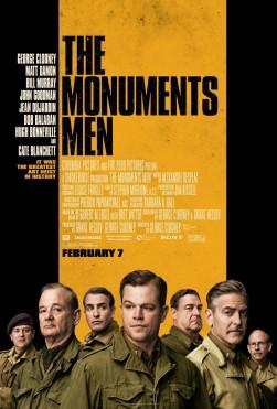 Filmfestival 70 jaar Zevenbergen bevrijd: The Monuments Men